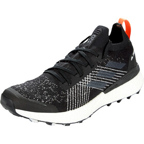 adidas TERREX Two Ultra Parley Zapatillas Trail Running Hombre, core black/grey three/blue spirit